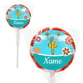 "Princesa Personalized 2"" Lollipops (20 Pack)"