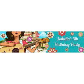 Princesa Personalized Banner (Each)
