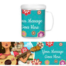 Princesa Personalized Favor Mug (Each)