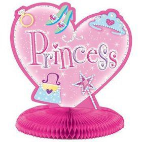 "Princess 12 3/4"" Centerpiece (Each)"