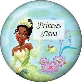 Princess And The Frog Personalized Button (Each)