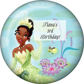Princess And The Frog Personalized Magnet (Each)