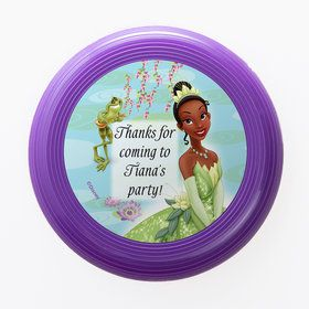 Princess And The Frog Personalized Mini Discs (Set Of 12)