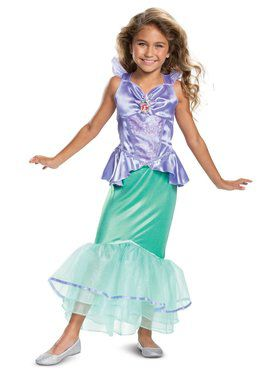 Princess Ariel Classic Toddler Costume