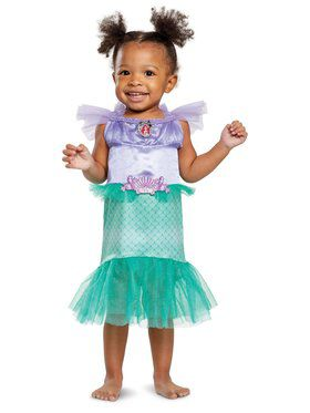Princess Ariel Toddler Costume