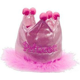 Princess Crown Balloon Weight (each)