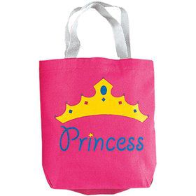 Princess Favor Tote (12 pack)