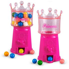 Princess Gumball Machine