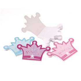 Princess Note Pads (12 pack)