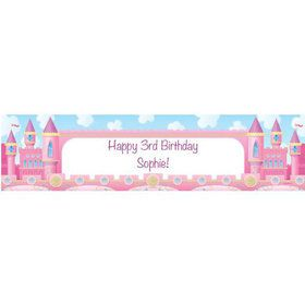 Princess Personalized Banner (each)