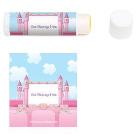 Princess Personalized Lip Balm (12 Pack)