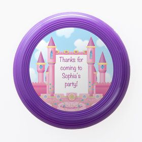 Princess Personalized Mini Discs (Set of 12)