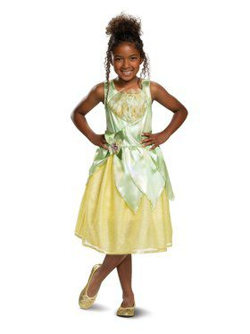 Princess Tiana Classic Toddler Costume