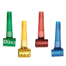 Prismatic Rainbow Blowouts (8 Count)