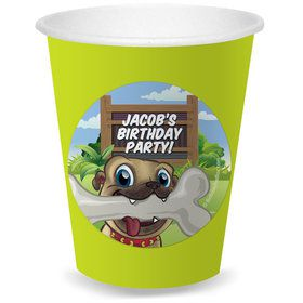 Pug Pals Personalized Cups (8)
