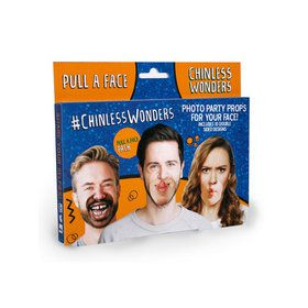Pullaface Chinless Wonders Photoprop