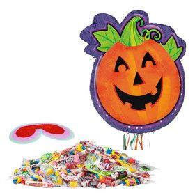 Pumpkin Pinata Kit