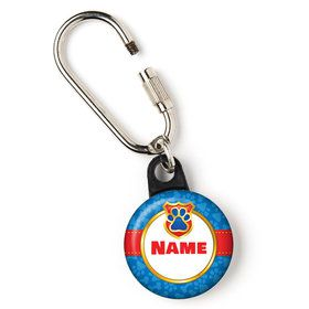 "Pup Command Personalized 1"" Carabiner (Each)"