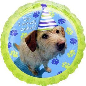 "Puppy Dog 18"" Balloon (Each)"