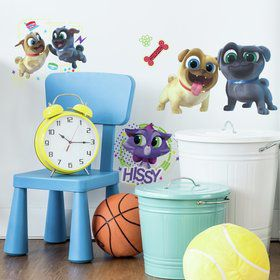 Puppy Dog Pals Peel and Stick Wall Decals (13 Pieces)