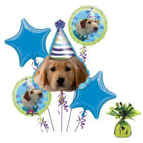 Puppy Party Balloon Kit