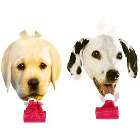 Puppy Party Blowers (8-pack)