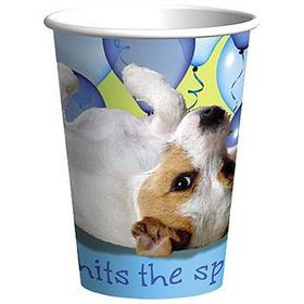 Puppy Party Cups (8-pack)