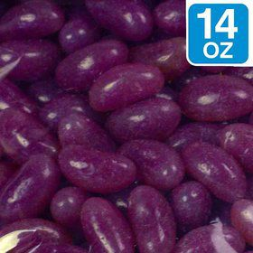 Purple Jelly Beans 14 oz Bag (Each)
