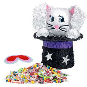 Rabbit in Hat Pinata Kit