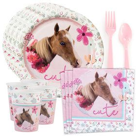Rachael Hale Beautiful Horse Standard Tableware Kit (Serves 8)