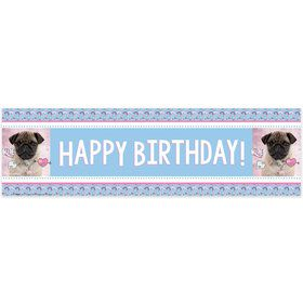 Rachael Hale Dog Love Birthday Banner (1)