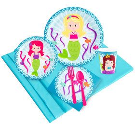 Mermaids Party Pack