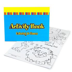 Primary Activity Book (Each)
