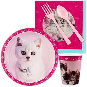 Glamour Cats Snack Party Pack by Rachael Hale
