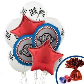 Racing Party Balloon Kit