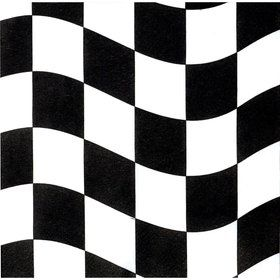 Racing Party Beverage Napkins (18-pack)