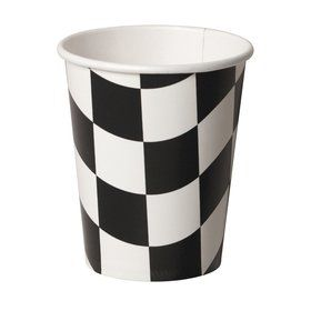 Racing Party Cups (8 Pack)