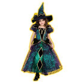 Radiant Witch Kids Costume