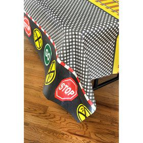 Railroad/Transportation Party Tablecover (1)