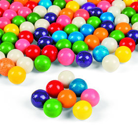 Rainbow Assortment Gumballs - 1 lb. 4 oz