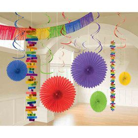 Rainbow Decoration Kit