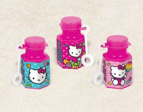 Rainbow Hello Kitty Mini Bubbles (12)