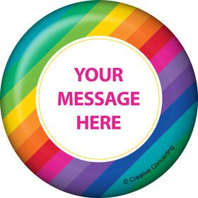 Rainbow Personalized Magnet (Each)