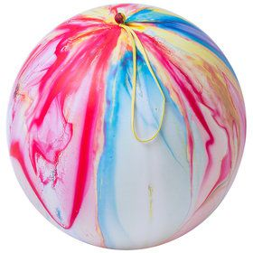 Rainbow Punch Balloon (each)