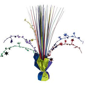 Rainbow Spray Centerpiece (Each)