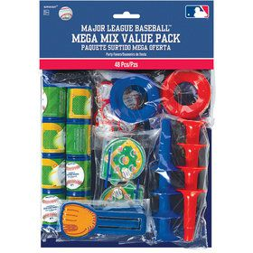 Rawlings Baseball Mega Favor Pack (48 Pieces)