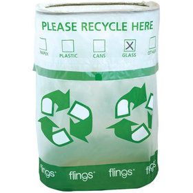 Recycle Pop-Up Trash Bin (Each)