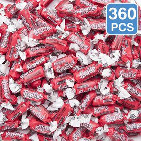 Red Fruit Punch Frooties Tootsie Rolls (360 Pieces)