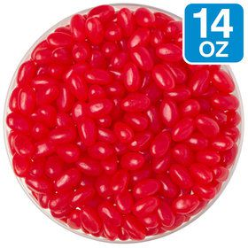 Red Jelly Beans 14 oz Bag (Each)