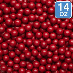 Red Sixlets 14oz (Each)
